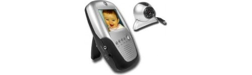 Wireless baby monitors