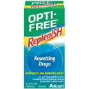 OPTI-FREE RepleniSH Διαλυμα μαλακων φακων επαφης.